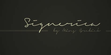 signature fonts signature maker