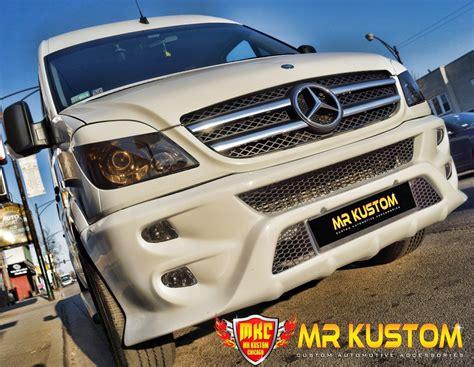 Bodykit Apv Custom mercedes sprinter custom kit mr kustom auto