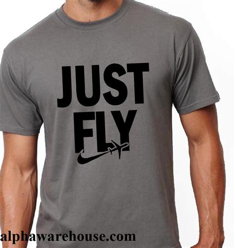 Just Fly Nike Tshirt wiz khalifa just fly shirt millees