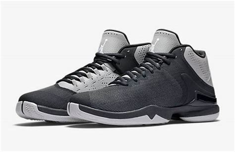 Sepatu Basket Superfly 6 Black Blue air fly grey