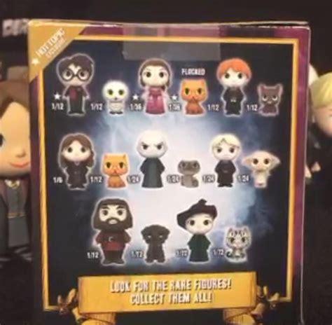Mystery Minis Harry Potter harry potter funko mystery minis popvinyls