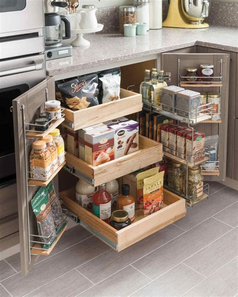 kitchen storage idea 25 small kitchen design ideas storage and organization hacks