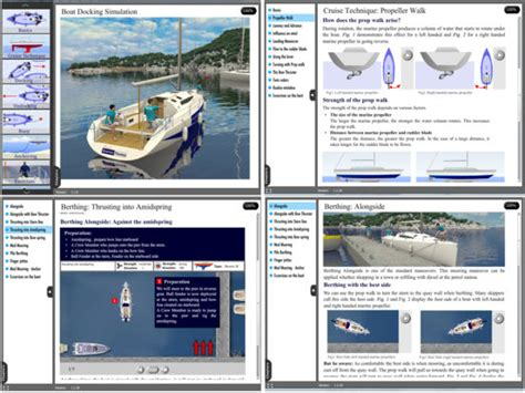 boat simulator docking boat docking course simulator app insight download