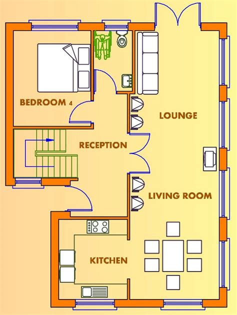 ground floor plans house simple ground floor house plan building plans online