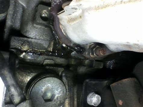 subaru gasket leaking how do i replace a gasket bluedevil products
