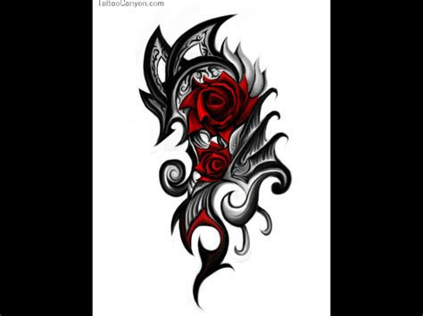 tribal brown ink aries design aries word with