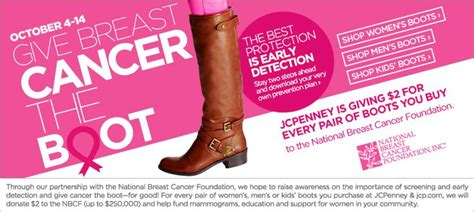 Boot Adl P G 509 Pink by 15 Best Brands Donating To Breast Cancer Research