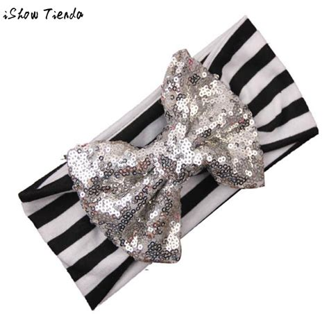popular turban bow buy cheap turban bow lots from china buy wholesale sequin bows from china sequin bows