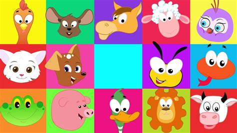 animal sounds animal sound song nursery rhymes for children