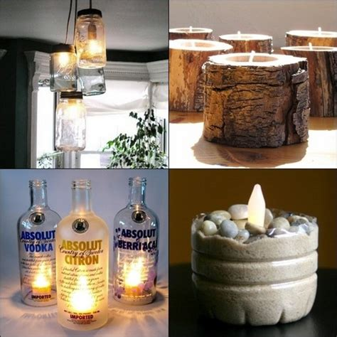 recycle home decor ideas como decorar reciclando