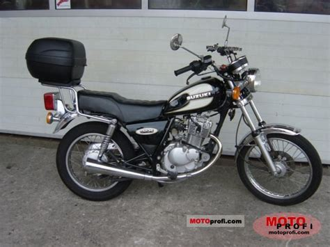 Suzuki Gn 125 Top Speed Suzuki Gn 125 1998 Specs And Photos