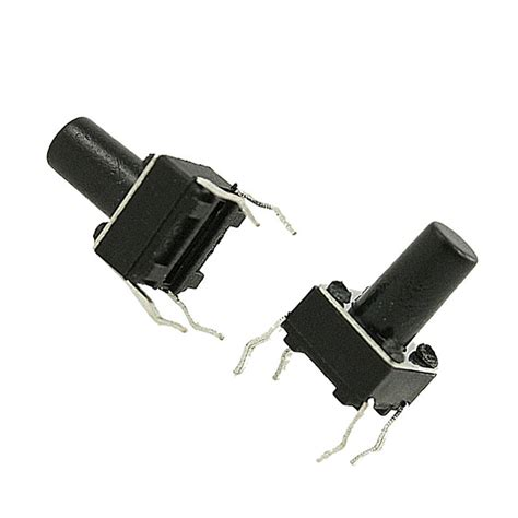 Tactile Button 13mm Push On 100pcs 6x6 3 1mm 13mm spst mini micro momentary tactile