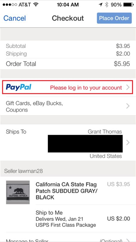 Visa Gift Card To Paypal Account - how to add visa gift card paypal wallet infocard co
