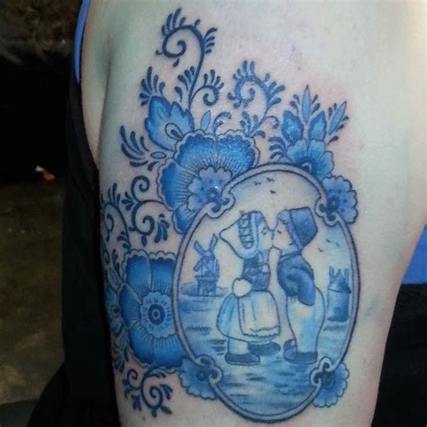 dutch tattoo designs 25 best ideas about on blue