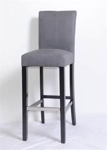 Charmant Chaise De Cuisine Design Pas Cher #5: mobilier-maison-chaise-haute-cuisine-grise-7.jpg