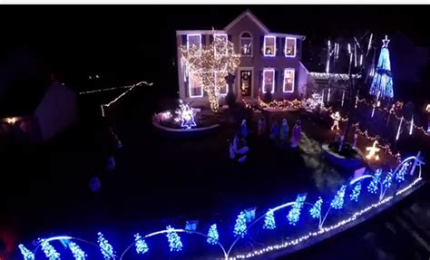 a penn state alum s christmas lights will overwhelm you