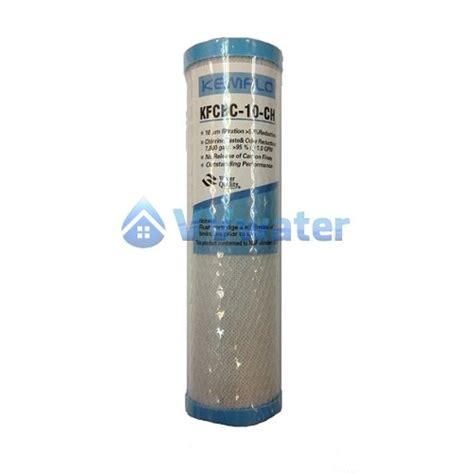 Filter Cto Carbon Block kemflo kfc 10 cto carbon block filter cartridge