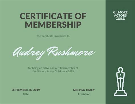 canva membership customize 64 membership certificate templates online canva