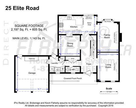 floor plans for real estate listings 25 elite road caledon real estate listing