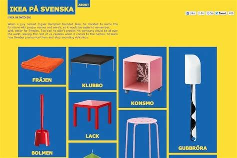 ikea product names how to pronounce k 246 ttbullar swedish meatballs and other