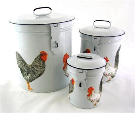 vintage 1950s deco style kreamer kitchen canisters french country canister set kitchen storage canisters