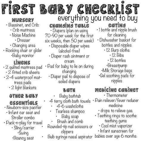 things needed for baby shower the house that ag built baby stuff what are the essentials
