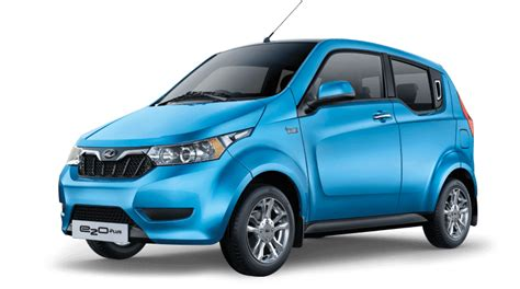 mahindra cleantech mahindra launches 4 door quot e2o plus quot 8 100 all electric