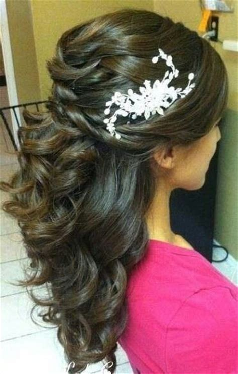 half up half down hairstyles for black hair 23 stunning half up half down wedding hairstyles for 2016