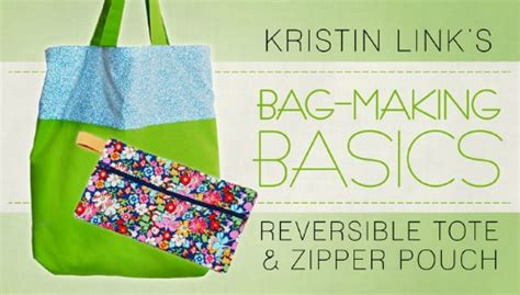 pattern making free online course how to sew a bag free online classes from craftsy