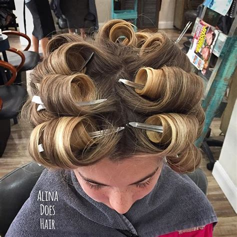 rpller set updo lindsey weekendwishing brights whites instagram