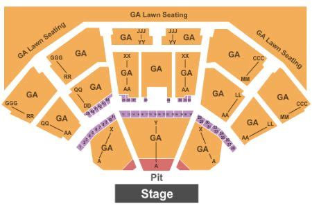 aaron s lakewood hitheatre seating chart aarons hitheatre at lakewood tickets and aarons