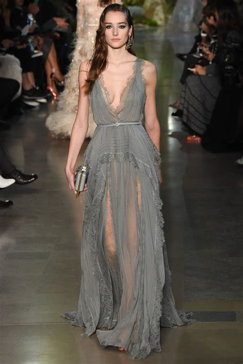 Couture Extravaganza by Runway Elie Saab 2015 Couture Collection