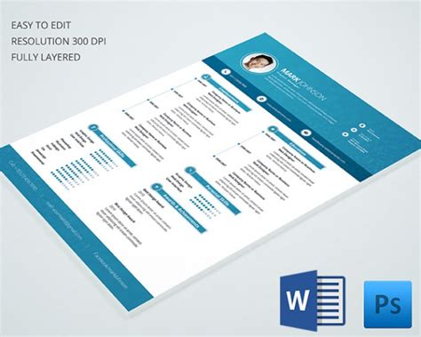 Resume Format For Project Manager by Creative Resume Template 79 Free Sles Exles