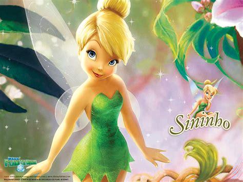 Disney Tinker Bell Flipflop Seri 3 o nome dela 233 sininho um em quadrinhos
