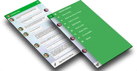 Whatsapp App Template 14 Free Psd Ai Format Download Free Premium Templates Whatsapp Invitation Template
