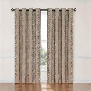 blackout curtains eclipse eclipse thermalayer nadya blackout curtain panel target