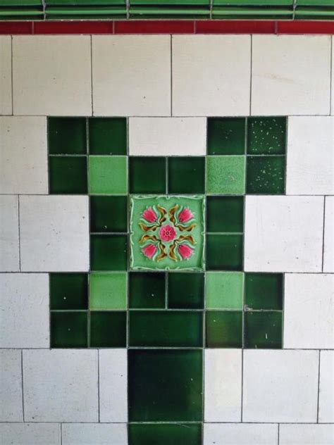 glasgow pattern tiles glasgow s 19th century ceramic tiles are making a comeback