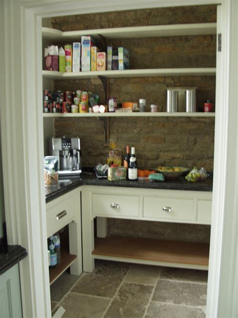 stand  pantry houzz