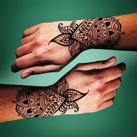 henna design how does it work henna design