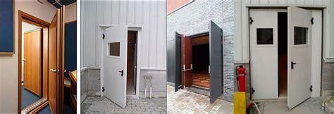 sound wood doors acoustic door soundproof door manufacturer supplier