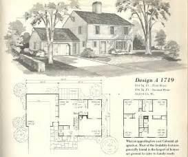 1950s Home Floor Plans Vintage House Plans 1950s Vintage House Plans Farmhouses