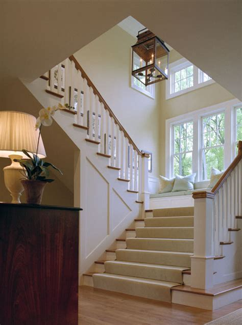 Staircase Window Ideas Stairs And Bay Window Ikea Decora
