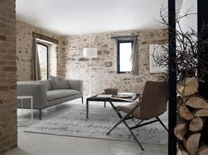 wall for living room ideas 15 living room designs with natural stone walls rilane