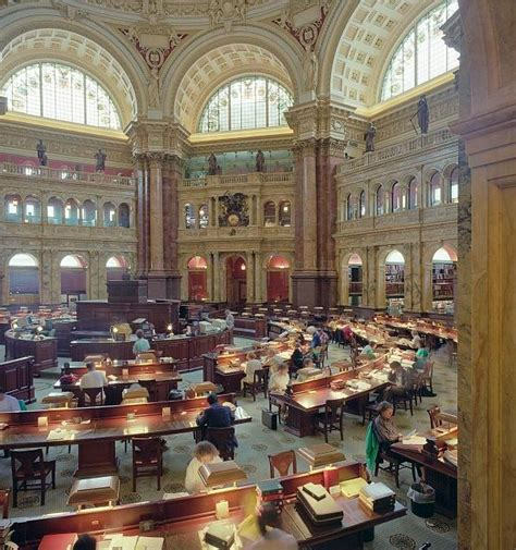 Library Of Congress Reading Room by Venues Iasa 2016 Annual Conference