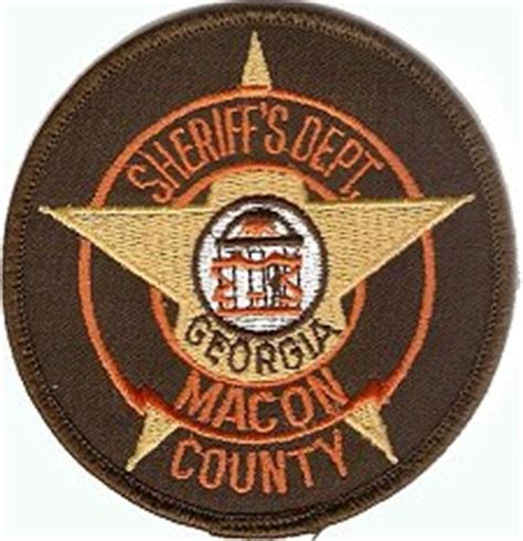 Macon County Sheriff S Office by Macon County Sheriff S Office