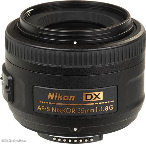 Nikon Lens Afs Dx 35 Mm F1 8 G nikon 35mm f 1 8 dx