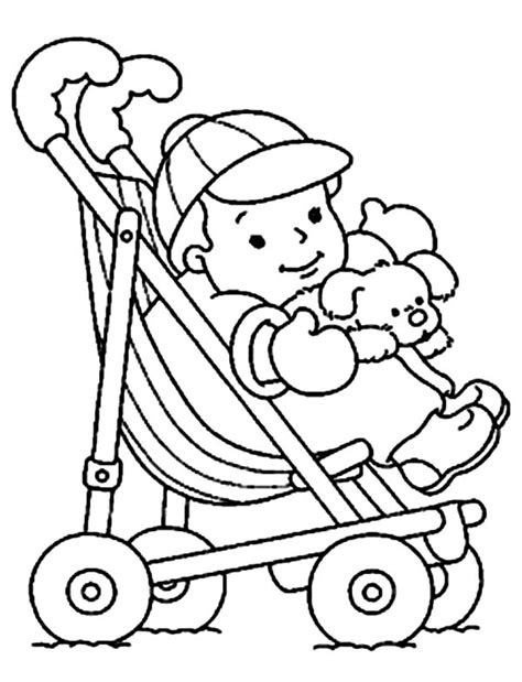 baby doll coloring page   Murderthestout