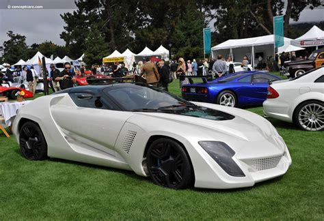 2009 Bertone Mantide Concept Image. Chassis number 2R1