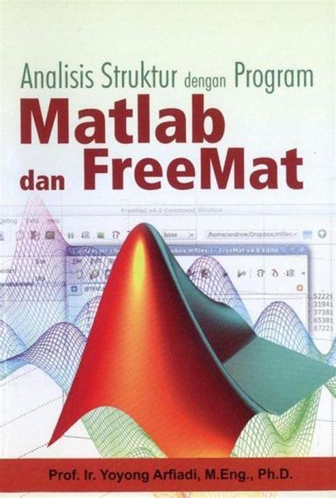 Analisis Struktur Dengan Program Matlab Bukukita Analisis Struktur Dengan Program Matlab Dan