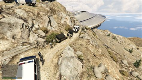 mod gta 5 ufo ufo crashed into mount chiliad gta5 mods com